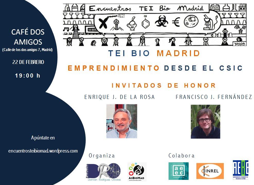 33º TEI Bio Madrid