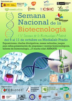 Semana Nacional de la Biotecnología