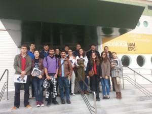 Nuestra visita al CNB