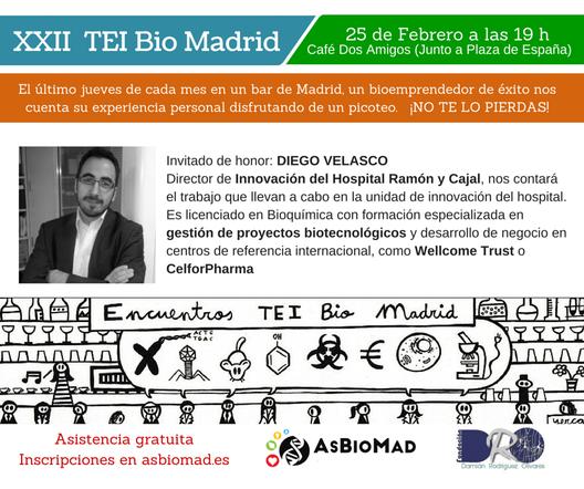 XXIII Encuentro TEI Bio Madrid