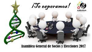Asamblea y Elecciones 2017