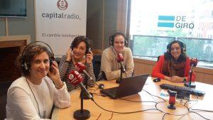 El 30º aniversario TEI Bio Madrid en la radio