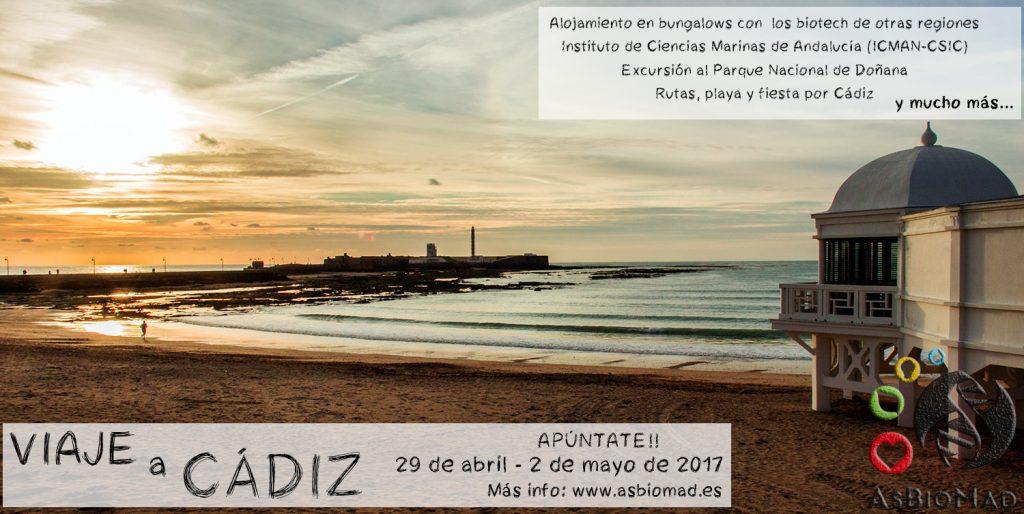 Viaje a Cádiz 2017