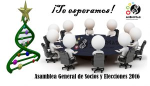 Asamblea y Elecciones 2016