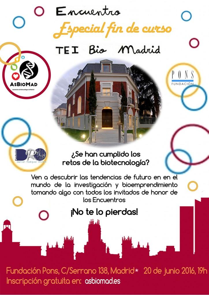 Encuentro Especial TEI Bio 2016