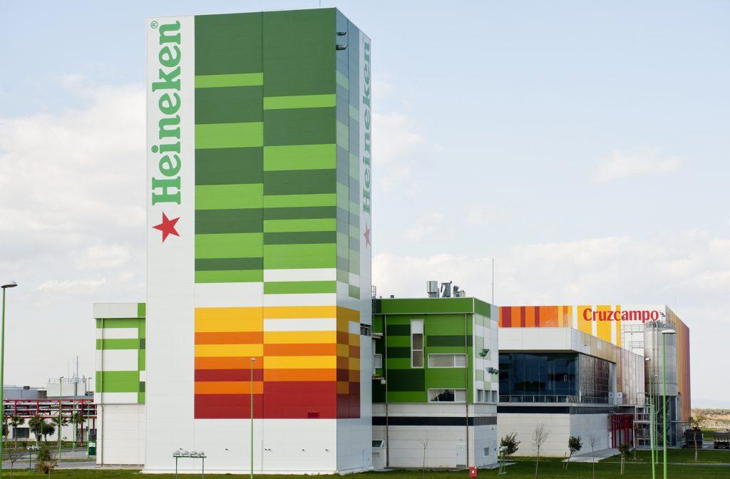 Visita a la fábrica de Heineken