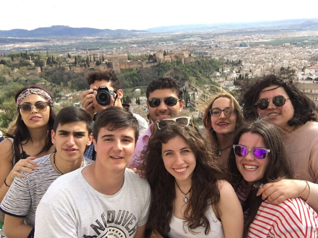 Un fin de semana en Granada